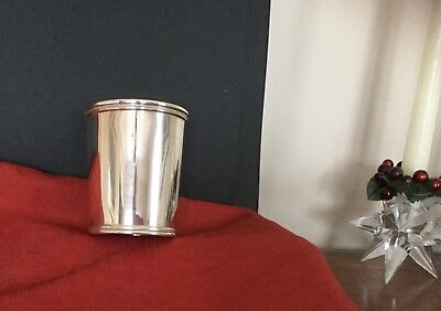 Rare Harry Truman Sterling President Mint Julep Cup #3  - Mark J Scearce