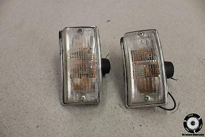 2005 Genuine Scooter Co. Stella 150 FRONT LEFT RIGHT TURN SIGNALS LIGHT 05