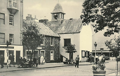 PC77235 Quality Street and Council Chambers. North. Berwick. M. and L. National.
