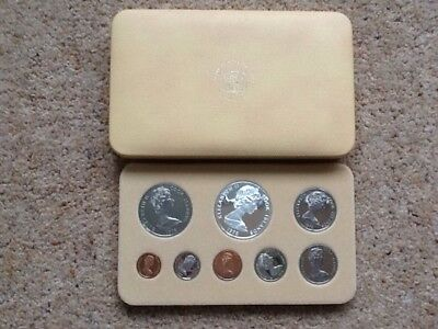 Cook Islands Proof Coin Set 1978
