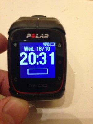 Polar M400 GPS Watch AND Heart Rate Monitor