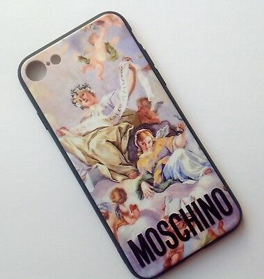 New Design  Moschino Logo Phone Case Cover for iPhone 6Plus/6S Plus