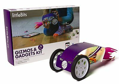 LittleBits Gizmos and Gadgets Kit 2nd edition, new sealed carton
