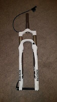 Rockshox SID XX 29 100mm fork with remote lockout