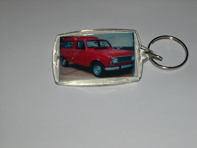 Porte Cle Neuf   Renault 4L
