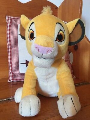 Kohls Cares Disney Simba Plush Lion King Stuffed Animal Toy 12""