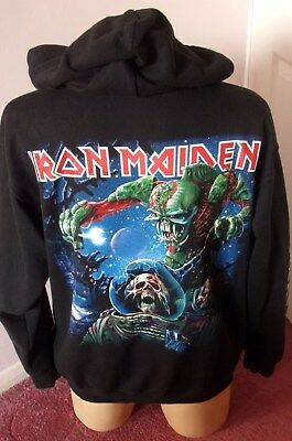 Iron Maiden Hoodie Excellent Condition Adult Size Xl