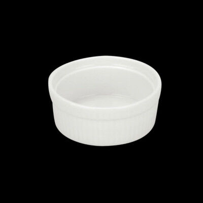 Orion 8.5cm X 3.5cm Ramekin - Pack Of 4 White