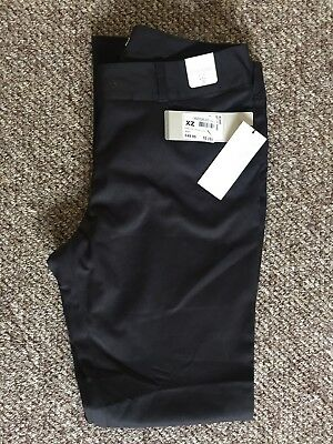 Adidas Golf Trousers Black Size 10