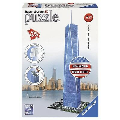 Puzzle 3D Freedom Tower 216 Pezzi