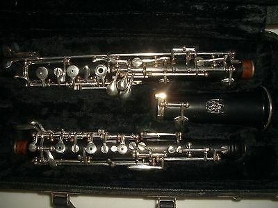 Conn  wood oboe conservatory with LowBb