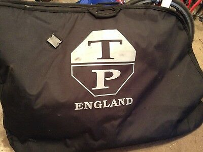Bike Bag, TP padded. Storage or Transportation