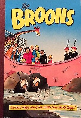The Broons Annual 1989 - Oor Wullie