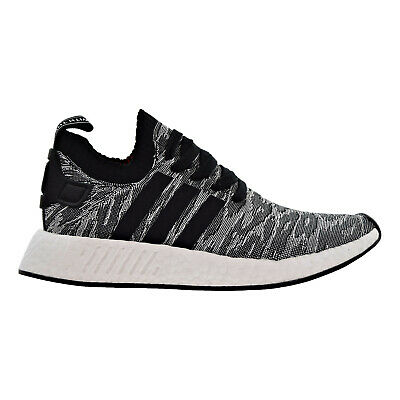 free shipping f5835 668b6 ADIDAS NMD_R2 PRIMEKNIT Men's Shoes Core Black/Running White by9409