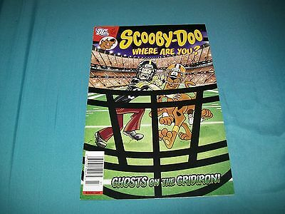Scooby Doo Where Are You 7 Rare Recalled Newsstand Variant Less Than 100!