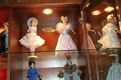 Plantation Belle 1964 Porcelain Barbie Limited Edition