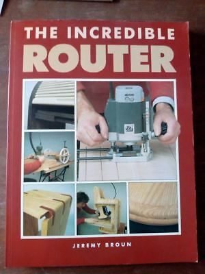 The Incredible Router - Jeremy Broun