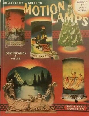 COLLECTOR'S GUIDE TO MOTION LAMPS ID AND VALUES 263 Pg ALL COLOR PICS
