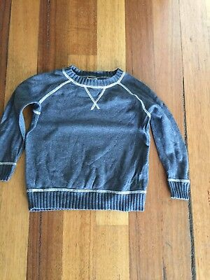 Gorgeous Boys 'Seed' Brand Jumper - Size 3-4