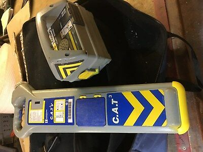 Radiodetection Cat 3 + cable Avoiding Genny spx g e Cat Plus cable locator 4