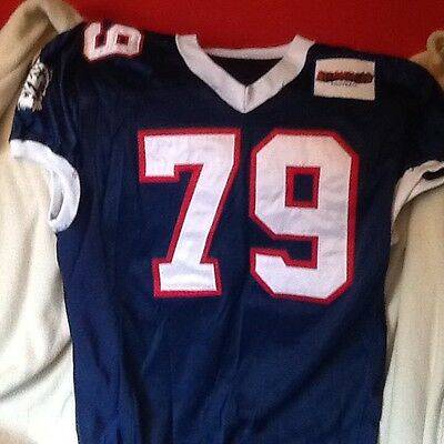 University of Connecticut 1998 Game Football Jersey