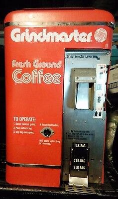 working Grindmaster Model 505 ELECTRIC COMMERCIAL COFFEE GRINDER * MADE IN USA *