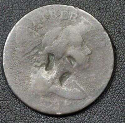 1794 Liberty Cap Flowing Hair Large Cent