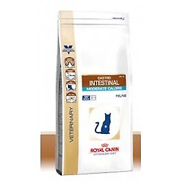 Royal Canin Veterinary Diet Cat Gastro Intestinal Moderate Calorie GIM35 4 kg