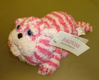 Musical Bagpuss Soft Plush Toy