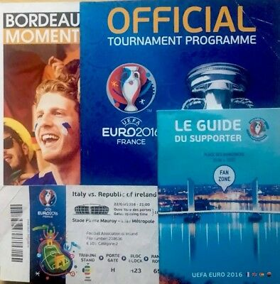 Ireland v Italy at Lille 22/6/2016 Euro 2016 France plus extras