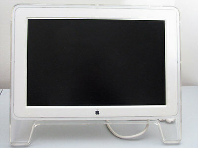 """Apple 20"""" Widescreen Cinema Display Monitor - with ADC - 2003 - M8893ZM/A"""