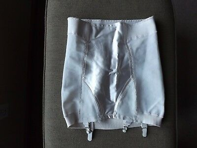 Penny Adonna Open Bottom Girdle # 1071 Tall XL Beige