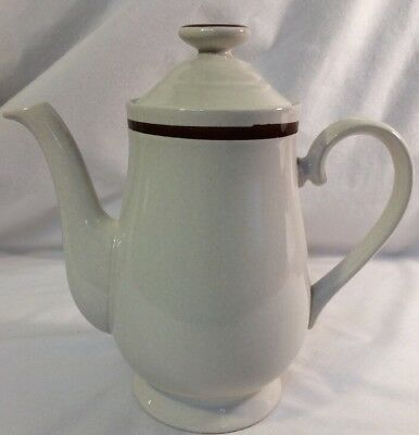 "De Ville Capri Collection By Jon Paul Stoneware Teapot- Made In Japan 8"" Vgc"