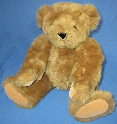 Vermont Teddy Bear Brown 16 inch Jointed