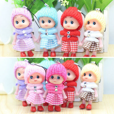 Cute Ddung Doll Cell Phone Backpack Key chain Gift  Decoration Eb
