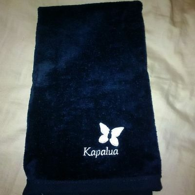 Kapalua Golf Towel Navy Color (NEW)
