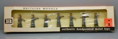 Britains #9172 USSR Infantry Marching Russian Red Army Guards in Greatcoats Box