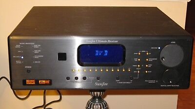 Excellent Sunfire Ultimate stereo Receiver..works excellent see pictures