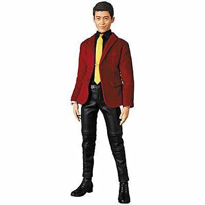 RAH Real Action Heroes Lupin III 1/6 scale ABS & ATBC-PVC-painted action  Figure