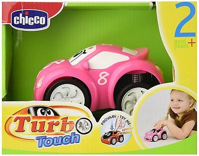 Chicco Turbo Touch Pinky Toy