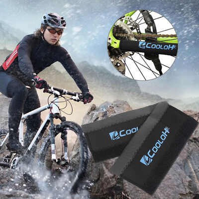 2pcs Riding Supplies Bicycle MTB Mountain Bike Frame Chainstay Protector Cover