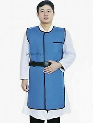 SanYi Flexible X Ray Protection Protective Lead Vest 0.35mmpb Blue FAA05 Middle