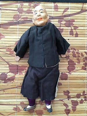 Antique Chinese Compositon Doll