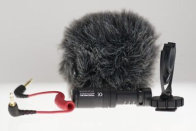 Rode VideoMicro Compact On-Camera Microphone with Shock Mount