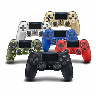 HQ Dualshock 4 Wireless Controller for PlayStation 4, PS4, CUH-ZCT2U, New