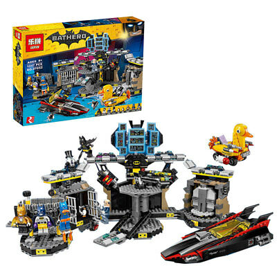 Super Batman 07052 Batman 0709090 Batcave Building Blocks Bricks Kit Toys