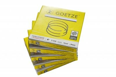 Piston Rings Set For 5 Cylinders Goetze 0813640000-5