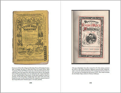 "NEW Third Edition ""VICTORIAN-AGE CONJURING BOOKS: A GUIDE"" by Thomas A. Sawyer"