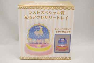 Sailor Moon x My Melody Seven Eleven Glow Accessories Tray Last Special Prize