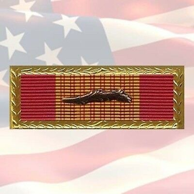 U.s. Vietnam Gallantry Cross Unit Citation | Ribbon Bar | Puc